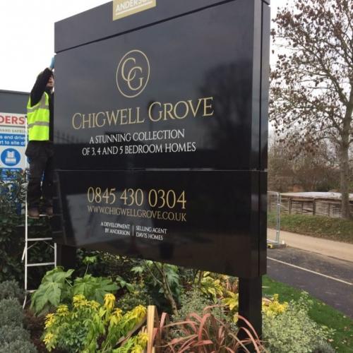 Chigwell Grove